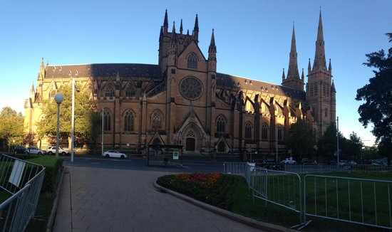 St. Mary's Cathedral: Beautiful