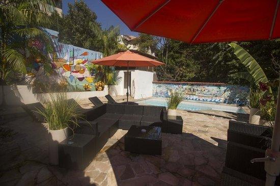 Casa Cool Beans B&B: rooftop oasis!