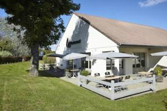 Campanile Montbéliard - Sochaux : Terrasse