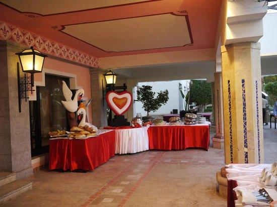 Sharm Plaza Hotel : Valentines Night.