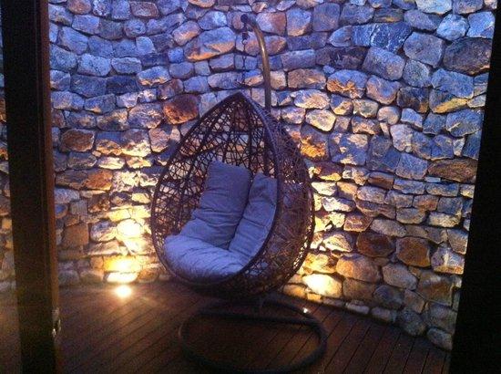 Forum Homini Hotel: love seat?