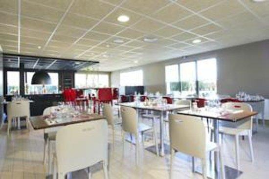 Campanile Montbeliard - Sochaux: Le Restaurant