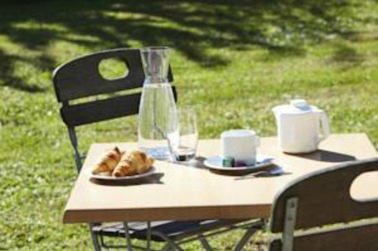 Campanile Montbeliard - Sochaux: Terrasse
