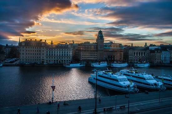 Hotel Diplomat : Stockholm