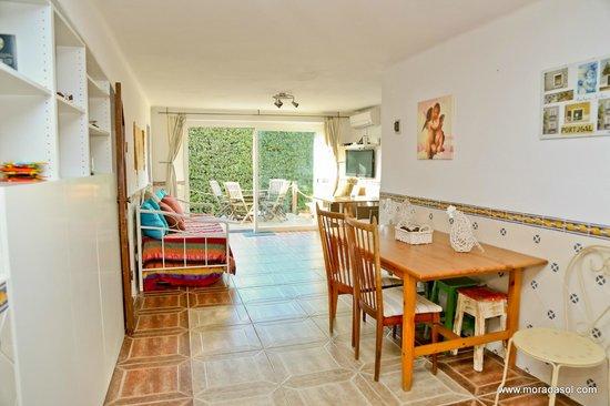 Morada do Sol : Living room of Meninos