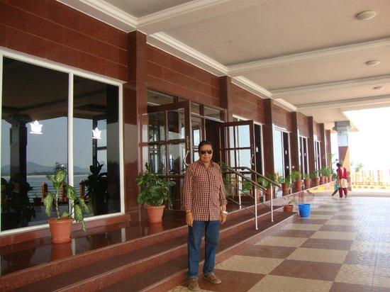 RNS Residency: entrance