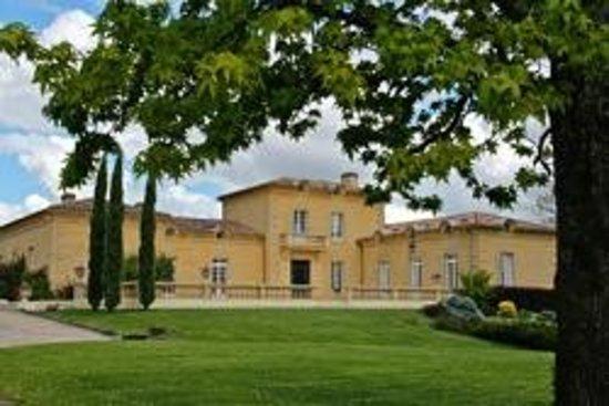 Chateau St Jacques Calon