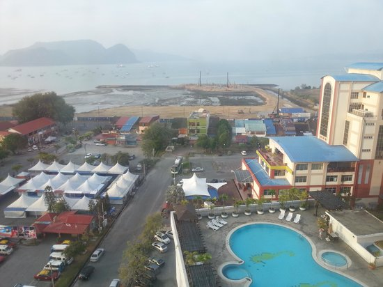 Bayview Hotel Langkawi : sea view room!!!