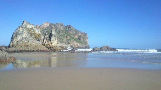 Hotel Puerta del Oriente: Playa de La Franca (a 3km del hotel)
