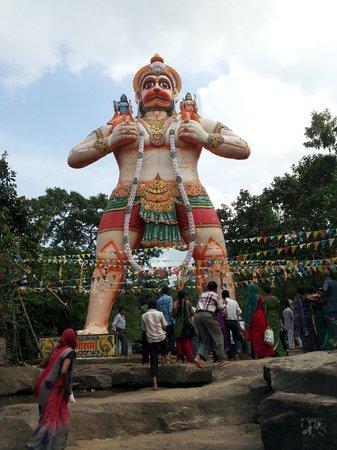 Raipur, India: Hanuman Jee