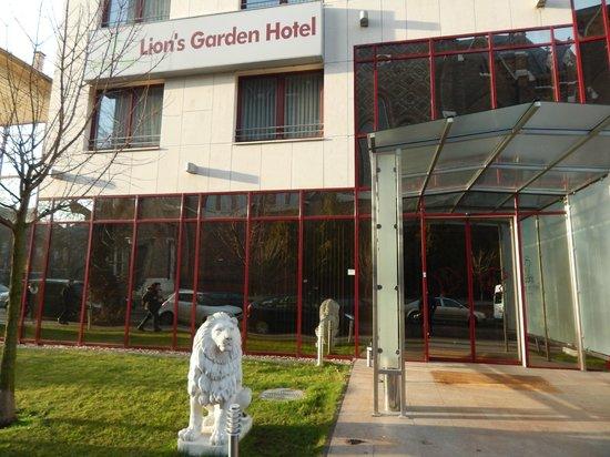 Lion's Garden Hotel: hotel