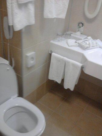 Izmailovo Gamma Delta : Ванная комната