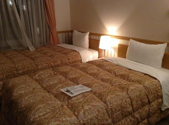 Toyoko Inn Busan Station 2: room 1710