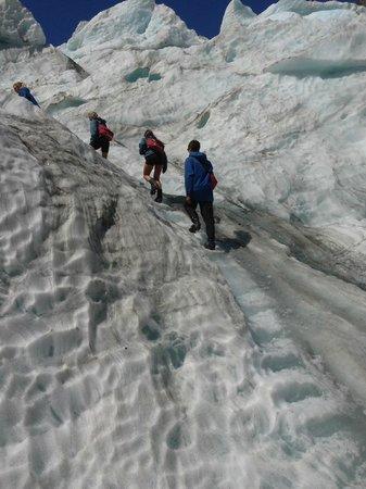 Franz Josef Glacier Guides: Starting Off