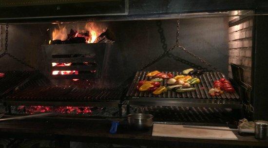 Familia Paludo Restaurante : Parrilla