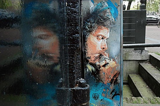 Street Art Amsterdam Tour