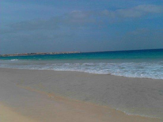 VOI Vila do Farol : spiaggia villaggio