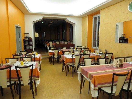 Hotel Saint Etienne: Restaurant Saint Etienne Lourdes