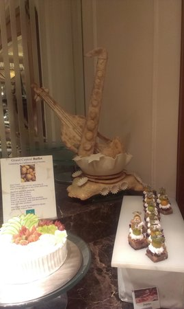 ITC Grand Central: Food for Thoughts