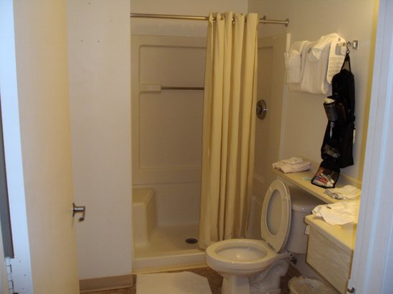 Extended Stay America - Miami - Airport - Doral - 25th Street : bathroom