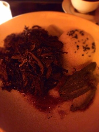 The Cuban Restaurant and Bar: Vaca Frita