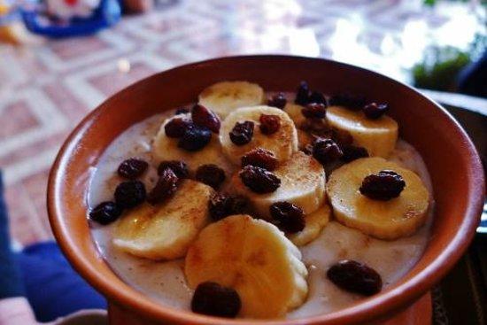 El Condor & The Eagle Cafe : Porridge