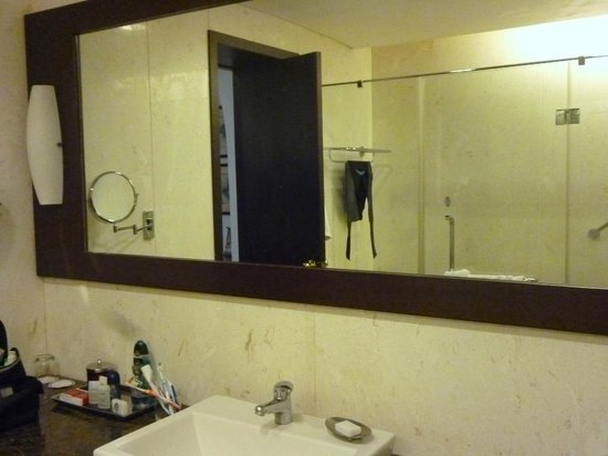 The Gateway Hotel Pasumalai Madurai : bathroom of room 17