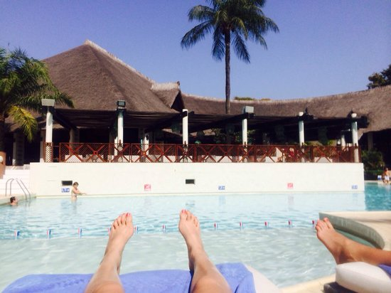 Club Med Cap Skirring: Piscine