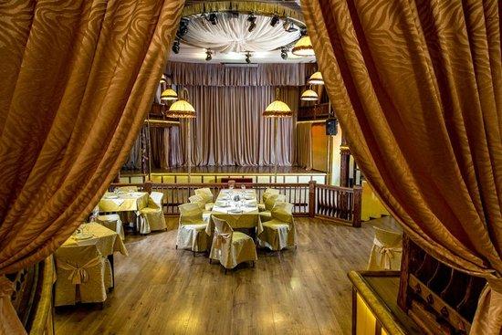 Hotel Galaktika: Restaurant