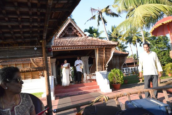 Soma Kerala Palace : Welcome
