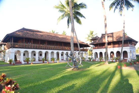Soma Kerala Palace : Reconstructed Palace
