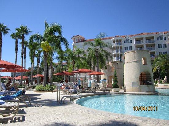 Marriott's Grande Vista: Grande Vista Pool