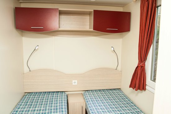 Camping Village Cerquestra: Mobil Home