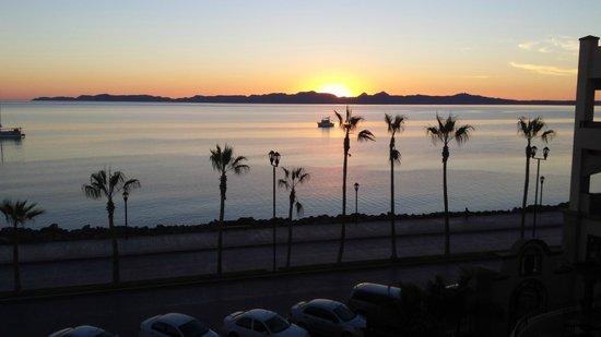 La Mision Loreto : Sunrise in Loreto