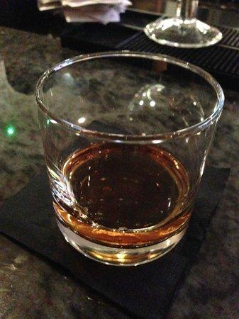 Il Baretto: Makers Mark bourbon