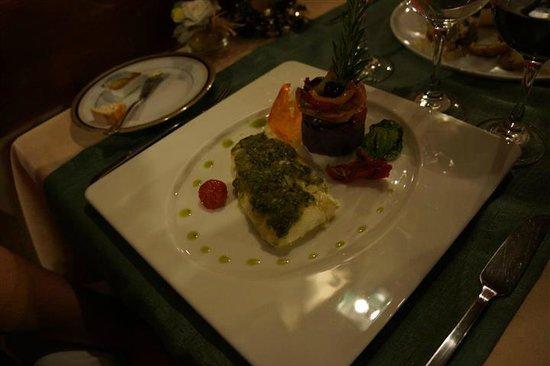 Casa do Pintor - Gourmet & Bistro: FRESH COD