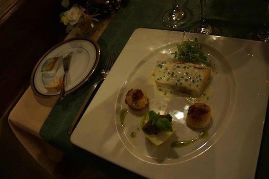 Casa do Pintor - Gourmet & Bistro: SCALLOPS
