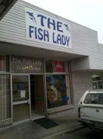 ‪The Fish Lady‬
