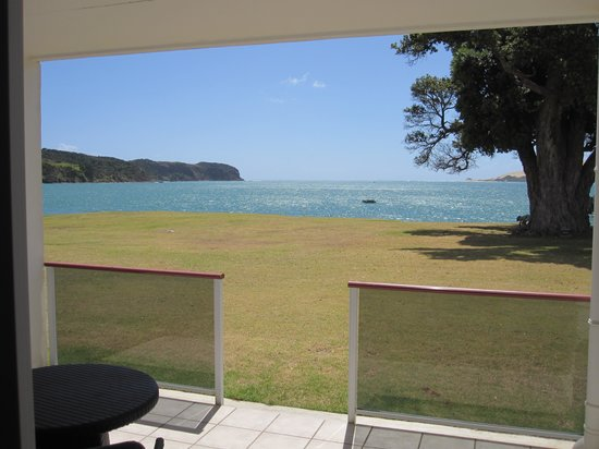 Copthorne Hotel & Resort Hokianga: View from our room