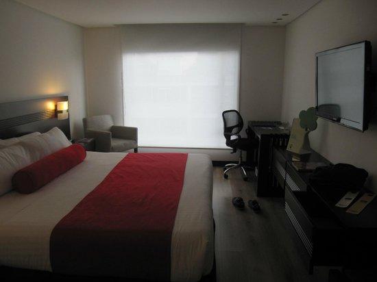 BEST WESTERN PLUS 93 Park Hotel: Habitación del hotel