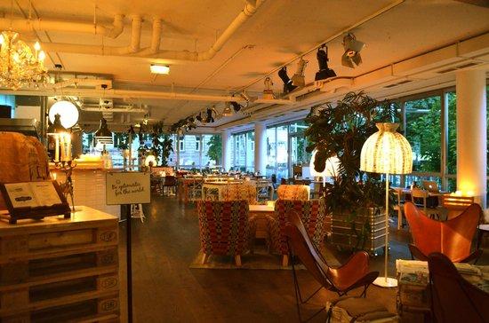 Hotel Daniel Wien: Dining