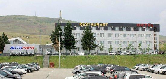 Rustavi, Georgia: Autopapa Hotel
