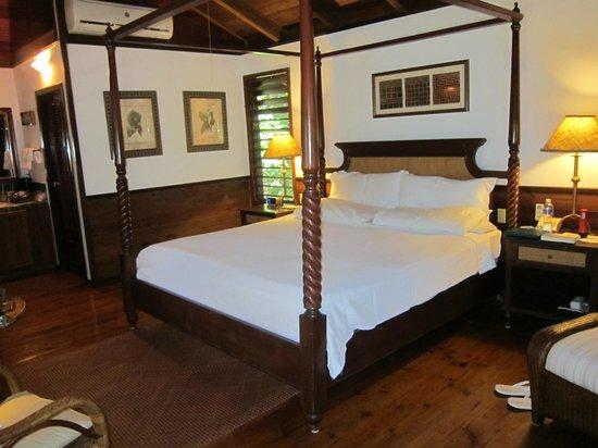 The Lodge and Spa at Pico Bonito: cabin # 18