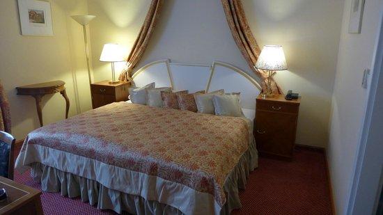 Hoffmeister & Spa: Schlafzimmer