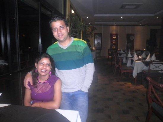 Hunas Falls by Amaya: the main restaurant