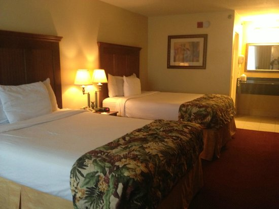 Baymont Inn & Suites Celebration : Beds