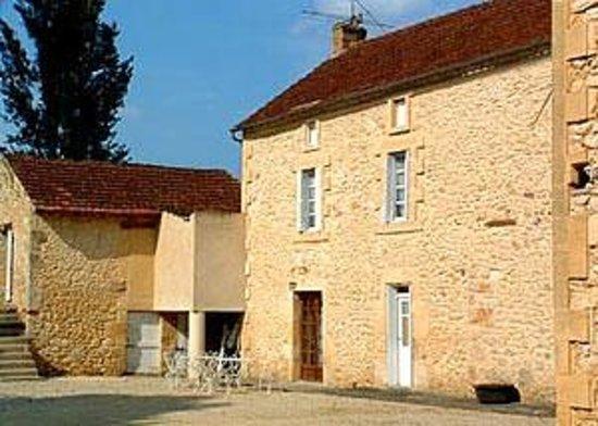 Les Hauts de Lastours : Maison du moulin