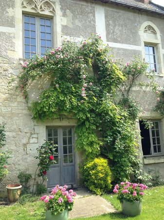 L'Arcane du Bellay: côté jardin