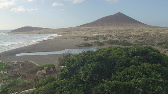 Hotel Playa Sur Tenerife : Mount Roja