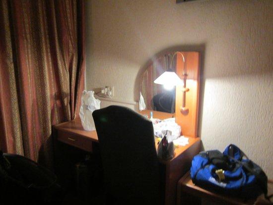 Owl Hotel: Quarto
